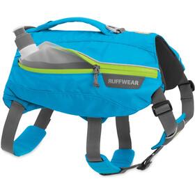 Ruffwear Singletrak Hunderucksack blue dusk